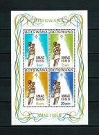 Botswana  Nº Yvert  HB-2  En Nuevo - Botswana (1966-...)