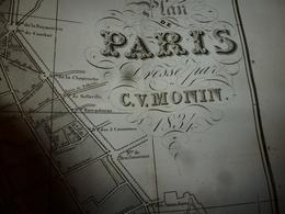 1935 SEINE Paris-Statistique  (Etablissements-Suicides-Choléra-Monuments-Salubrité-Personnages Célèbres-etc) - Books, Magazines, Comics