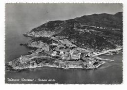 TALAMONE - VEDUTA AEREA    VIAGGIATA FG - Grosseto