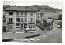 MILLESIMO - PIAZZA DELLA LIBERTA' - ALBERGO ITALIA - - NV FG - Savona