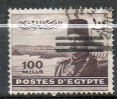 EGYPTE  Roi Farouk 1953 N° 342 - Oblitérés