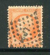 Y&T N°23 Ambulant L P2° - 1862 Napoleone III