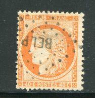 Y&T N°38  Ambulant BEL P - 1870 Assedio Di Parigi
