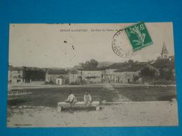 """87 ) Peyrat Le Chateau - Un Coin Du Champ De Foire  """" Vue Générale  """" : Année 1912  - EDIT : Chambier - France"""