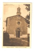 CPA 07 CORNAS Chapelle De N D De La Mûre - France