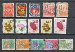 TIMBRE - FRANCE - LOT-19 - Oblitere - 1859-1955 Oblitérés