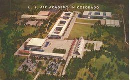CPA-1955-USA-COLORADO-U.S AIR ACADEMY -TBE - Etats-Unis