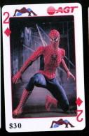 Télécarte AGT : Spiderman - Film