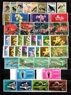 Thaïlande Belle Collection Neufs ** MNH. Séries Complètes Et Bonnes Valeurs. TB. A Saisir! - Thaïlande