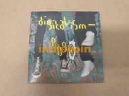 DIGITALISM Pogo 2007 UK CD Single Promo Cardsleeve - Music & Instruments