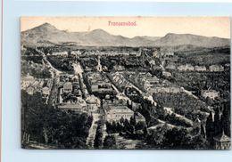 TCHEQUIE -- FRANZENSBAB - Tchéquie