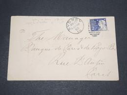 AUSTRALIE - Enveloppe De Sydney Pour Paris En 1902 - L 14108 - Briefe U. Dokumente
