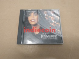 VARIOUS The Bodyguard (Original Soundtrack Album)  1992 CD LP 12 Track Whitney Houston Joe Cocker Lisa Stansfield - Music & Instruments