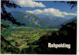RUHPOLDING  MIT RAUSCHBERG SONNTAGSHORN REIFFELBERGE - Ruhpolding