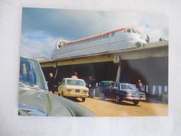 AEROTRAIN BERTIN à CHEVILLY (45) En 1969 - Voir Les Scans Recto Et Verso. - Trains