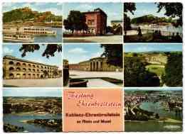 Koblenz-Ehrenbreitstein An Thein Un Mosel - Koblenz
