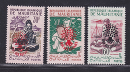 MAURITANIE N°  154H à 154K ** MNH Neufs Sans Charnière, TB (D5389) Aide Aux Réfugiés - Mauritanie (1960-...)