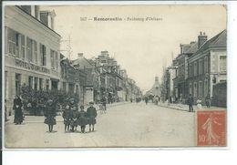 Romorantin-Faubourg D'Orléans - Romorantin