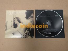 PETER YORN & SCARLETT JOHANSSON Relator 2009 EU CD Single 2 Titres Cardsleeve - Music & Instruments