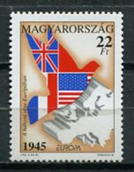 Hungary 1995 Hungría / Europa CEPT Peace & Freedom MNH Paz Y Libertad / Ju38  33 - Europa-CEPT