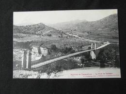 CPA ENVIRONS DE LAMALOU LE PONT DE TARASSAC  (34 HERAULT) 1913 - France