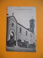 Châteauneuf Du Pape    L' Eglise - Eglises Et Cathédrales