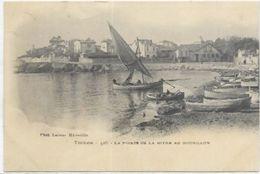 83.  TOULON.  LA POINTE DE LA MITRE AU MOURILLON - Toulon