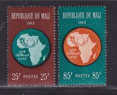 MALI N°   37 & 38 ** MNH Neufs Sans Charnière, TB (D5395) Union Postale Africaine - Mali (1959-...)