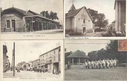 46 Cartes Postales Gares , Costumes , Illustrateurs Et Diverses  Toutes En Bon état   N° 7 - Cartes Postales