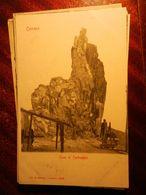 9514) CAVE DI CARRARA CAVA DI CARBONERA NON VIAGGIATA 1902 CIRCA RETRO NON DIVIS - Carrara