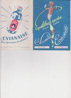 VP-GF.18-333 :  EVIAN-CACHAT. EQUILIBRE SANTE.  SEMAINE DU 27 AOUT AU 2 SEPTEMBRE 1951 - Dépliants Touristiques