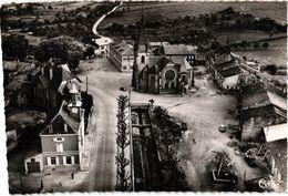 57 .. COURCELLES - CHAUSSY ... VUE AERIENNE  ... 1955 - Frankreich