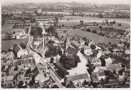 Nièvre :  MARZY :  Quartier De L  église  1960 ( Lapie) - Autres Communes