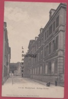 25 - MONTBELIARD---College Cuvier--petite Animation---précurseur - Montbéliard