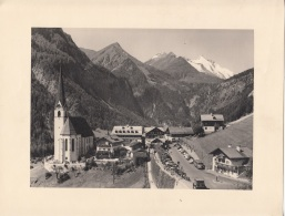 HEILIGENBLUT - Großer Druck Auf Karton, Format Ca. 28 X 21,5 Cm, Gute Erhaltung ... - Lithographien
