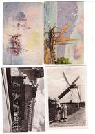 Lot 635 Cartes Postales étrangères , Cartes Scannées Incluses - Cartes Postales
