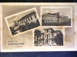VENETO -VICENZA -CARTIGLIANO -F.P. - Vicenza