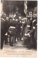 CPA LOIR-et-CHER.SAINT AIGNAN.14 MAI 1911.FETE REPUBLICAINE EN L'HONNEUR DE MM BERTEAUX MINISTRE DE LA GUERRE - Saint Aignan