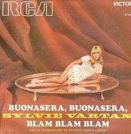 Sylvie Vartan Buonasera Buonasera - Vinyl Records