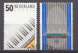 Pays-Bas 1985 Mi.nr: 1274-1275  Europa  Oblitérés / Used / Gestempeld - Gebruikt