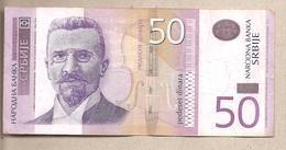 Serbia - Banconota Circolata Da 50 Dinari P-40a - 2005 - Serbia