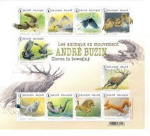 André BUZIN : Dieren In Beweging - Les Animaux En Mouvement. - 1985-.. Oiseaux (Buzin)