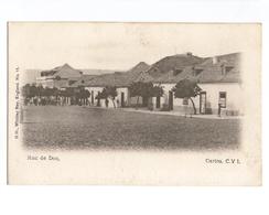 CABO VERDE - SÃO VICENTE - Rua Don Carlos, C.V. I. ( Ed. C.H. Whitley Bay Nº 14) Carte Postale - Cape Verde