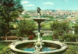Asti (Piemonte) Panorama, General View, Vue Generale, Gesamtansicht - Asti