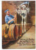 CPSM  Humour Mieux Vaut Cuite Que Boire De L'eau - Humour