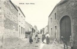 Borlon - Route D'Oneux - Edit. Grignet Messager. Borlon - Durbuy