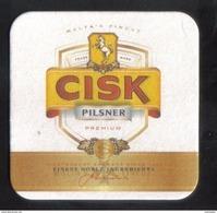 MALTA - FARSONS  CISK PILSNER MATT - - Beer Mats