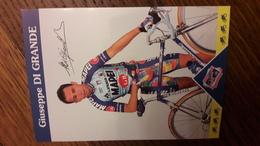 Giuseppe DI GRANDE Mapei GB 1997 - Cyclisme
