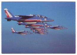 GF (Aviation) 143, Avions, Patrouille De France, Formation Superbalance - 1946-....: Moderne