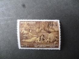 INDIA SG 0465 MINT WHITE GUM FINE CONDITION - Sin Clasificación